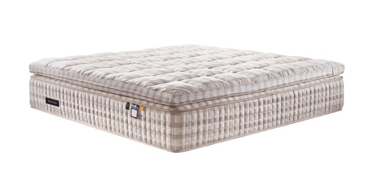 旅享为希尔顿酒店定制床垫,让更多旅行者享受深感睡眠